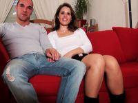 Couple amateur realise une sextape