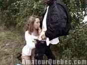 Jeune amatrice francaise fait sa salope
